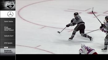 Kings Live: Thoughts on Jonny Brodzinski's NHL debut