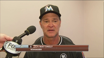 Marlins manager Don Mattingly frustrated with team's energy to end road trip