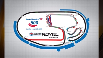 Charlotte Road Course Added to 2018 Schedule | NASCAR RACE HUB