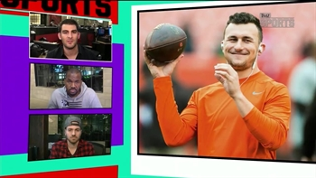 Johnny Manziel hasn't ruled out an NFL comeback | TMZ SPORTS