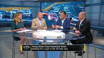 Young Drivers Impressive During Monster Energy Open | NASCAR RACE HUB