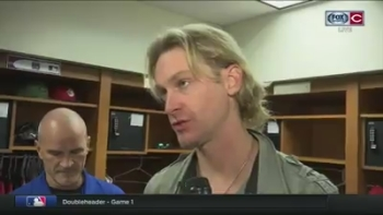 Bronson Arroyo needs to work on consistency after tough loss to Philly