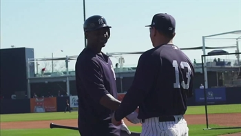 Alex Rodriguez returns to Yankees as a spring training instructor
