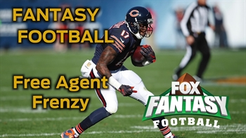 2017 Fantasy Football Impact of NFL Free Agency Moves