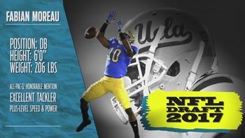 NFL Draft profile: UCLA DB Fabian Moreau