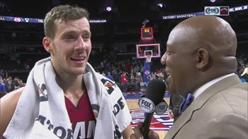 Goran Dragic: This one definitely felt like a playoff game