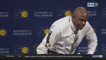 McMillan holds short presser: 'You can't leave it up to the officials'