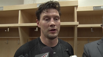 Shane Doan: We've got to find ways to compete harder