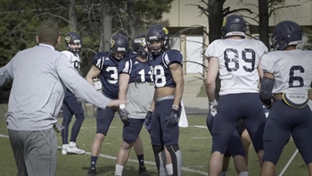 NAU concludes spring practice with Blue-Gold game on Saturday
