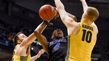 Marquette Golden Eagles defeat DePaul in Milwaukee