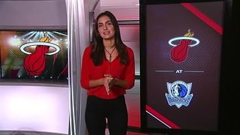 Miami Heat at Dallas Mavericks - 8 p.m. - FOX Sports Sun