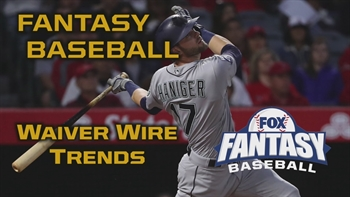 Fantasy Baseball Waiver Wire Trends - Week 3