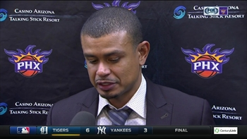 Earl Watson: It's time for us to get home