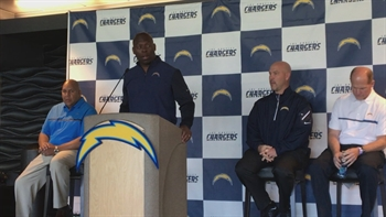 Anthony Lynn: We've put together an outstanding coaching staff for Chargers
