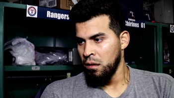Robinson Chirinos on tough 9-4 loss against Boston