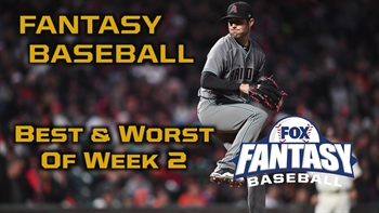 Fantasy Baseball Power Rankings: Week 3