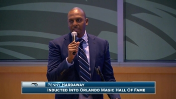 Penny Hardaway says career in Orlando was too short