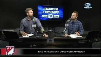 MLS eyes San Diego for expansion