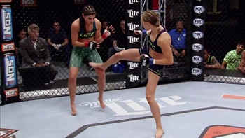 Namajunas vs Chambers | Full Fight | THE ULTIMATE FIGHTER