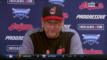 Terry Francona discusses tough loss to KC at home