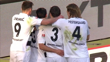 FC Ingolstadt 04 vs. Monchengladbach | 2016-17 Bundesliga Highlights