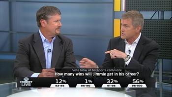 Can Jimmie Johnson Reach 100 Wins? | NASCAR RACE HUB