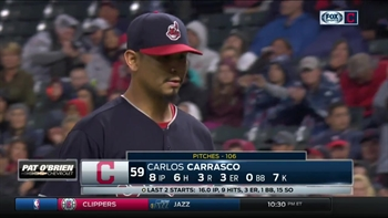 HIGHLIGHTS: Carrasco continues strong season with 7K start