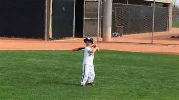Bat Flips are for all ages
