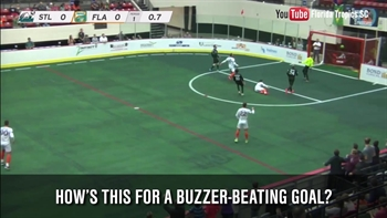 Check out this last minute buzzer-beating goal