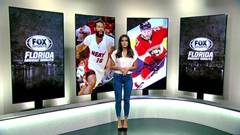 FOX Sports Florida Midday Minute: Feb. 24, 2017