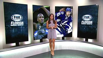 FOX Sports Florida Midday Minute: Jan. 24, 2017