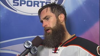 Patrick Eaves and Ducks continue hot streak: We're improving every game