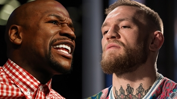 Mayweather takes a shot at McGregor's bank account