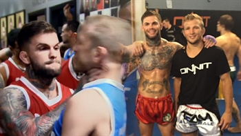 TJ Dillashaw tells Cody Garbrandt where he should donate proceeds from his rumored KO video