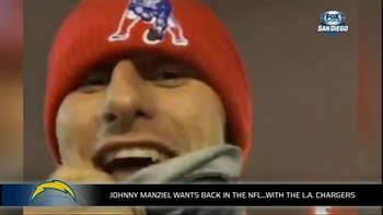 Will Johnny Manziel ever get another chance in the NFL?