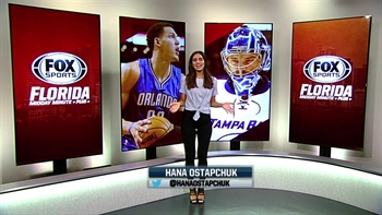 FOX Sports Florida Midday Minute: Feb. 18, 2017