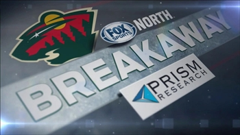 Wild Breakaway: Bounces finally go Minnesota's way in Game 4