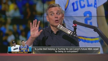LaVar Ball is following the blueprint | THE HERD