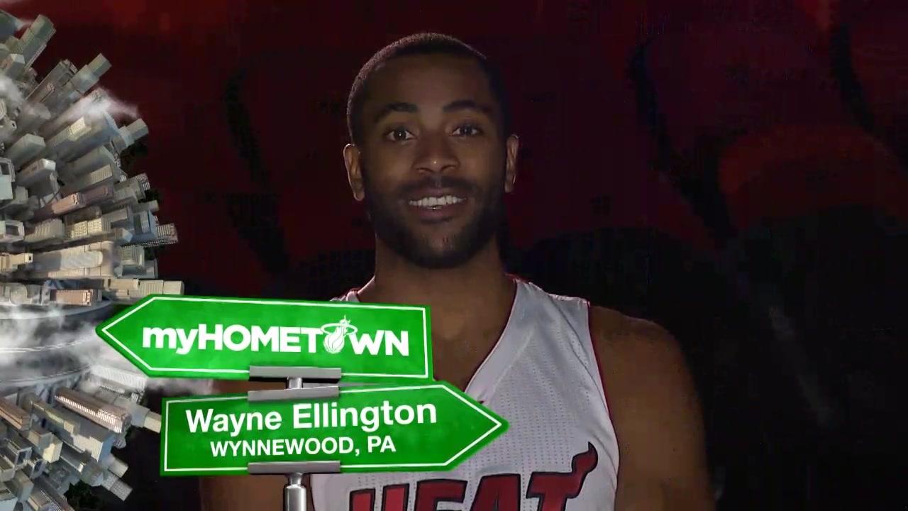 My Hometown: Miami Heat's Wayne Ellington