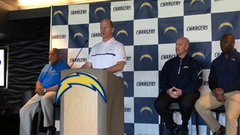 Ken Whisenhunt doesn't plan to change Chargers' offense much with Rivers at helm