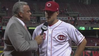 Schebler on Ohio rivalry: 'These games are special for our fans'