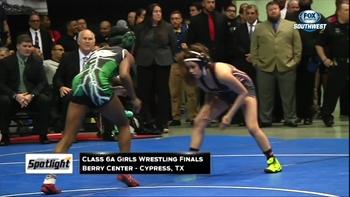 High School Spotlight: 6A Girls Wrestling Championships