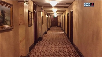 Spooky stories of the paranormal at the D-backs hotel