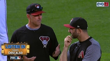 Mic'd Up: Some fun and honesty with Daniel Descalso