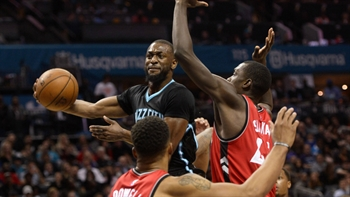 Hornets LIVE To GO: Kemba Walker scores 32 as the Hornets dominate the Raptors
