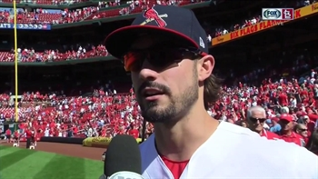 Randal Grichuk: 'It was good to jump out ahead early' in win over Giants
