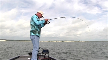 FOX Sports Outdoors Southwest: Lake Whitney - Part 1