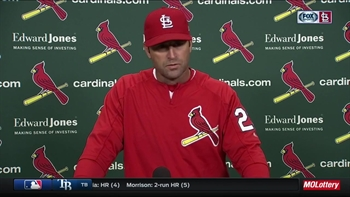Matheny says Wong is 'making really nice strides in the consistency column'
