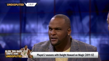 Glen Davis relives how the Celtics beat LeBron in 2010 | UNDISPUTED