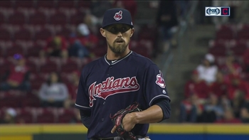 Indians reliever Shawn Armstrong finishing degree from ECU